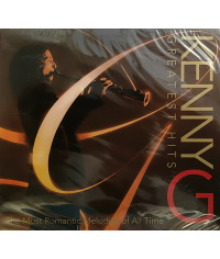 KENNY G  Greatest Hits (2 CD Audio)