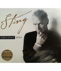 STING Greatest Hits  (2 CD Audio)