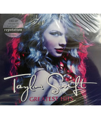 TAYLOR SWIFT Greatest Hits  (2 CD Audio)