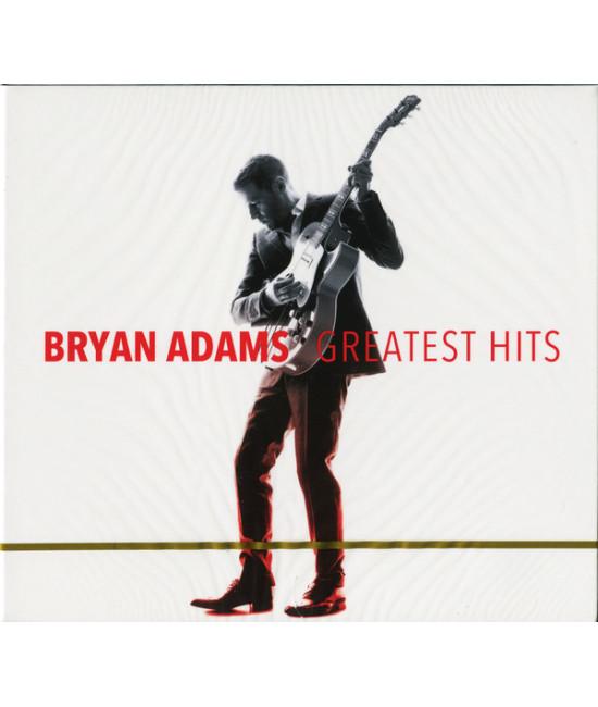 Bryan Adams – Greatest Hits (2cd, digipak) (2019)
