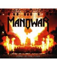 MANOWAR - GODS OF WAR - LIVE /2CD/ (CD Audio)