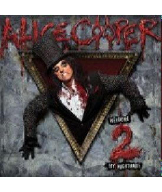 Alice Cooper - Welcome 2 My Nightmare (CD Audio)