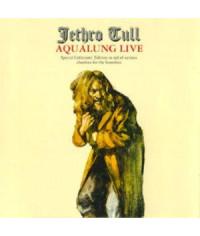 JETHRO TULL - AQUALUNG LIVE (CD Audio)