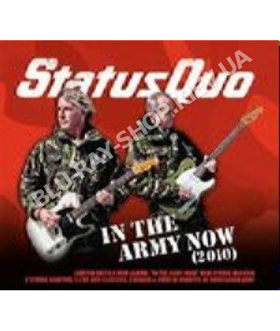 Status Quo - In The Army Now 2010 (CD Audio)