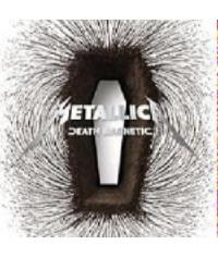 Metallica – Death Magnetic (2008) (CD Audio)