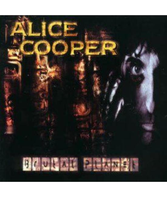 Alice Cooper - Brutal Planet (CD Audio)