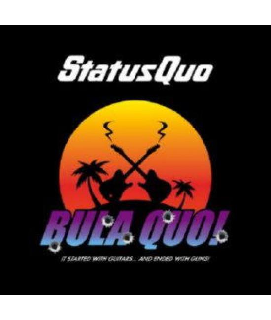 Status Quo – Bula Quo! (2013) (CD Audio)