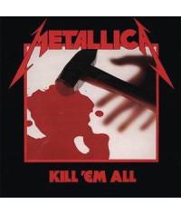 Metallica – Kill 'Em All (1983) (CD Audio)