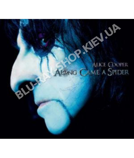 Alice Cooper - Along Came A Spider (CD Audio)