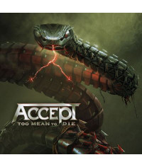 Accept – Too Mean to Die (2021) (CD Audio)