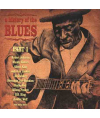 Сборник — A History Of The Blues. Part 1 (2 CD) (digipak)
