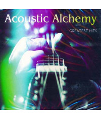 Acoustic Alchemy — Greatest Hits (2 CD) (digipak)