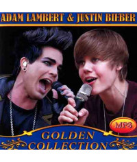 Adam Lambert & Justin Bieber [CD/mp3]
