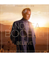 Andrea Bocelli – Believe (2020) (CD Audio)