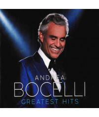 Andrea Bocelli – Greatest Hits (2cd, digipak) (2019)