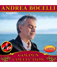 Andrea Bocelli 4cd [4 CD/mp3]