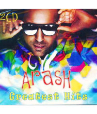 Arash ‎– Greatest Hits (2CD, Digipak)