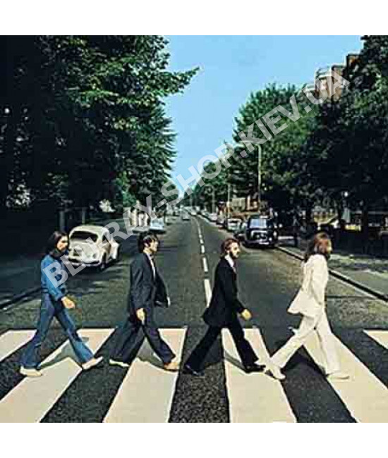 The Beatles – Abbey Road (1969) (CD Audio)