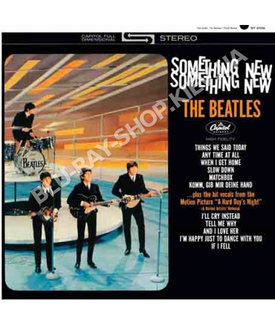 The Beatles – Something New (2014) (CD Audio)