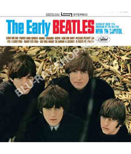 The Beatles – The Early Beatles (2014) (CD Audio)