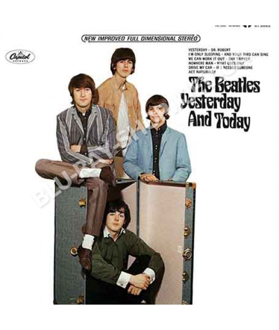 The Beatles – Yesterday and Today (2014) (CD Audio)
