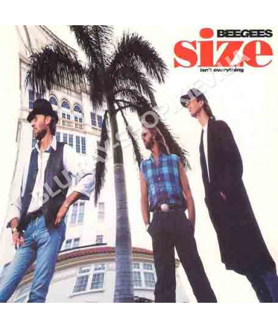 Bee Gees – Size Isn't Everything (1993) (CD Audio)