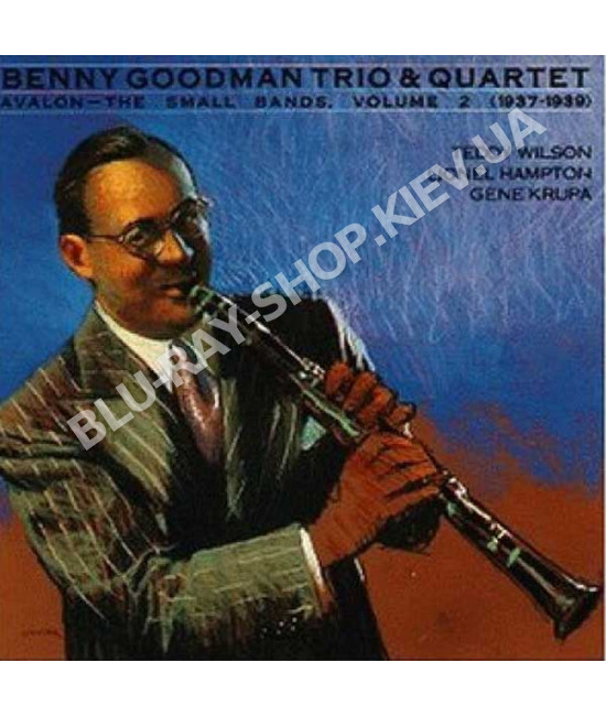 Benny Goodman Trio and Quartet - The Small Bands, Volume 2 (LP)
