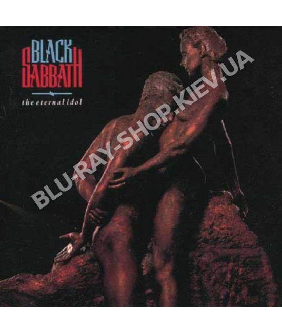Black Sabbath – The Eternal Idol (1996) (CD Audio)