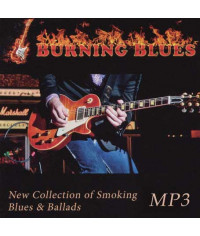 Burning Blues [CD/mp3]