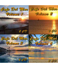 Café del Mar 8cd [8 CD/mp3]