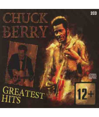 Chuck Berry – Greatest Hits (2cd, digipak)