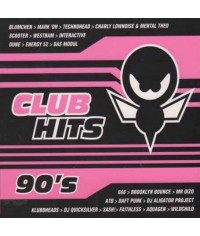 Сборник – Club Hits 90's (2cd, digipak)