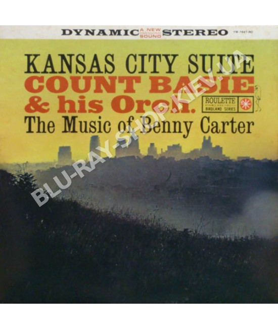 Count Basie and His Orchestra - Kansas City Suite (LP)