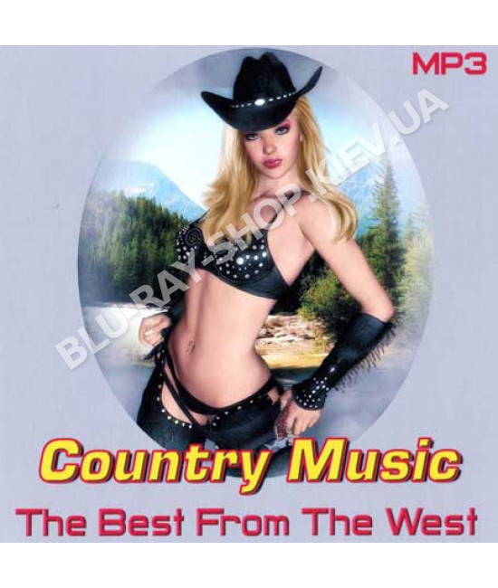 Country Music [CD/mp3]