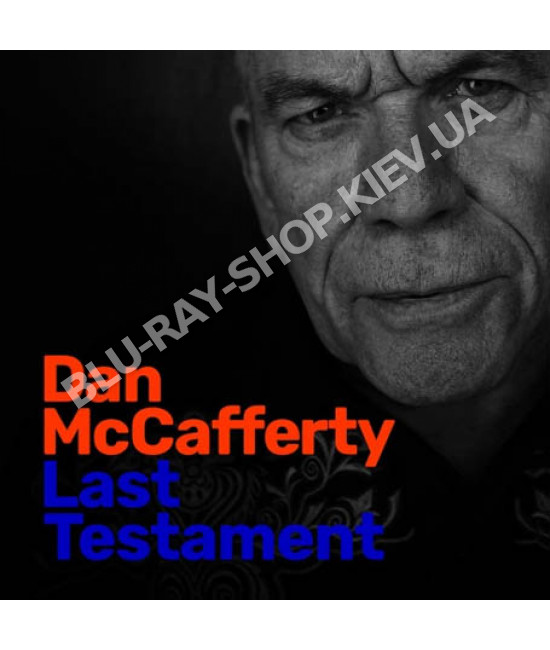 Dan McCafferty – Last Testament (2019)