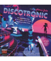 Сборник – Discotronic (2cd, digipak)