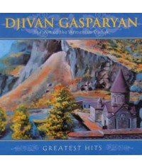 Djivan Gasparyan ‎– Greatest Hits (2CD, Digipak)
