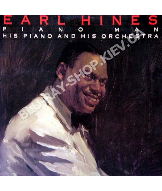 Earl Hines - Piano Man, His Piano And His Orchestra (Lp, Vinyl)