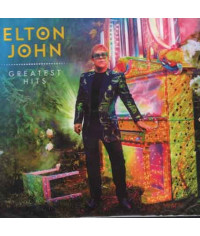 Elton John — Greatest Hits (2CD, 2018) (Digipak)