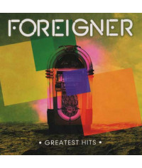 Foreigner — Greatest Hits (2CD, Digipak)