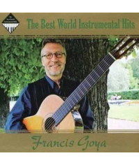 Francis Goya -The Best World Insrumental Hits (2cd, digipack)