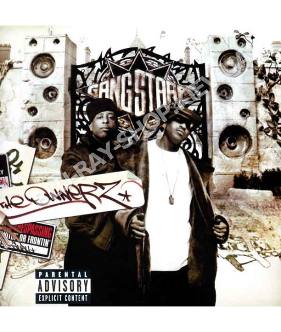 Gang Starr - The Ownerz (3 LP, Vinyl)