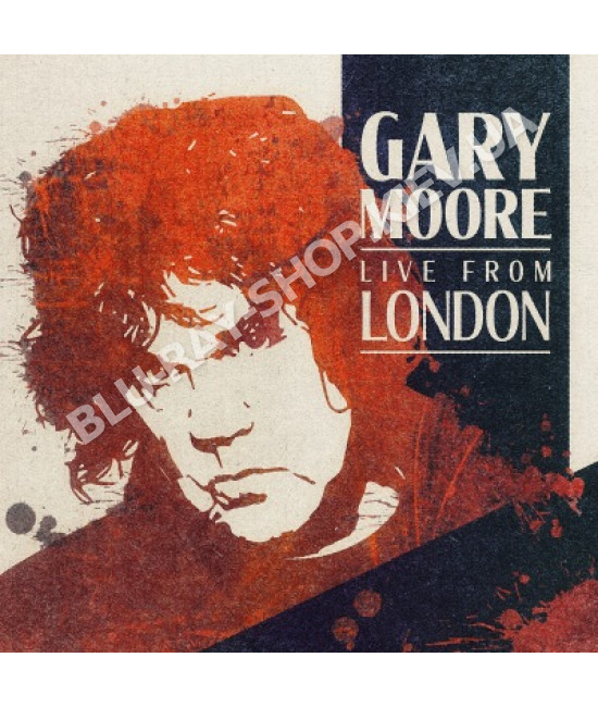 Gary Moore – Live From London (2020) (CD Audio)