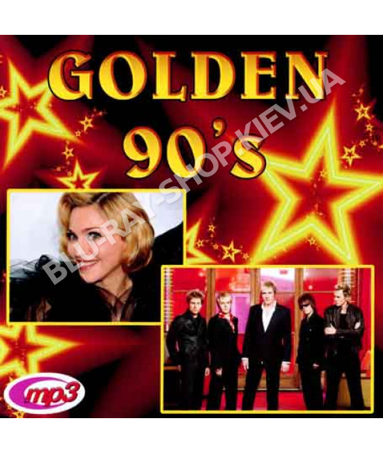 Golden 90`s [CD/mp3]