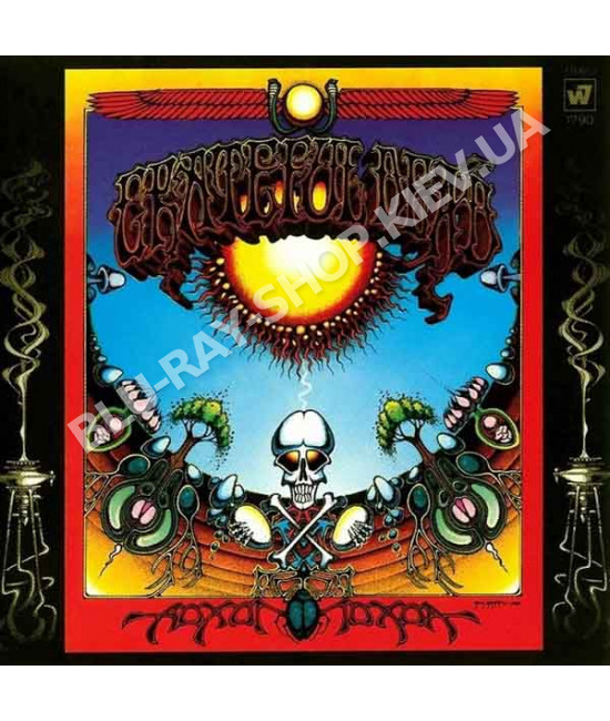 Grateful Dead - Aoxomoxoa (Lp, Vinyl)