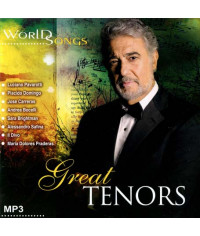 Great Tenors [CD/mp3]
