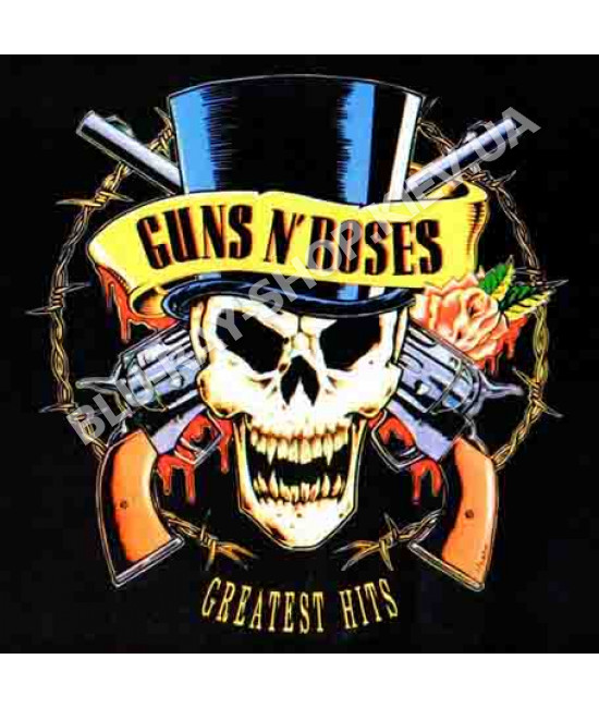 Guns N' Roses ‎– Greatest Hits (2CD, Digipak)