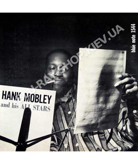 Hank Mobley - And His All Stars (Lp, Vinyl)