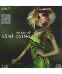 Hotel Costes – Greatest Hits vol.2 (2CD, digipak)