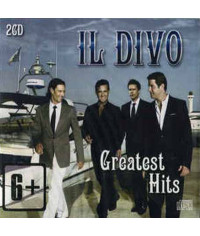 Il Divo — Greatest Hits (2CD, digipak)